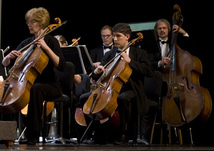 MSO Cello Section